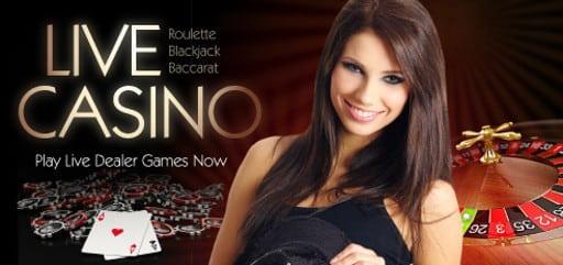 テンポの早いオンラインカジノのライブゲームと相性がいい